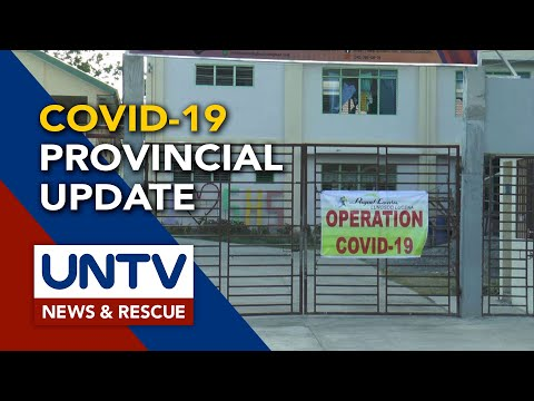 [UNTV]  Cities in PH take measures to fight COVID-19 threats