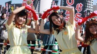2012第7回B-1グランプリin北九州(あかし玉子焼ひろめ隊)