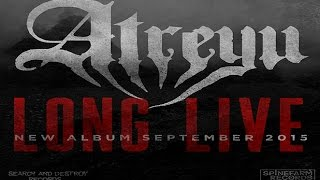 "ATREYU ""Long Live"" Song Review"