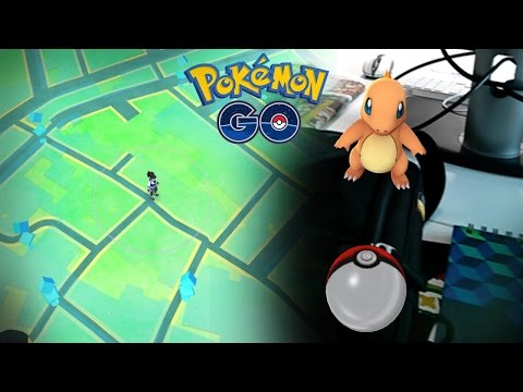 Pokemon GO Android Gameplay