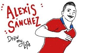 La consolidada trayectoria de Alexis Sánchez dibujada en tres minutos