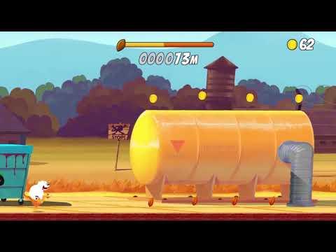 Chicken Rider - Nintendo Switch Trailer thumbnail
