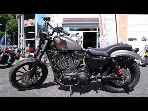 2007 Harley-Davidson XL 1200L Sportster Low in South Saint Paul, Minnesota - Video 1