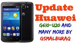 huawei g610-u20 flash tool download - मुफ्त