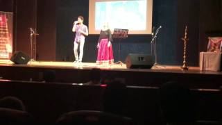 Raat Bhar- Live performance at Surtaal by Manasi Vaidya and Yash Pawar