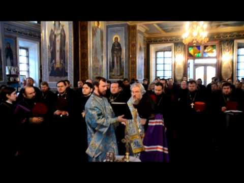Молитва на сиянской горе на святой земле