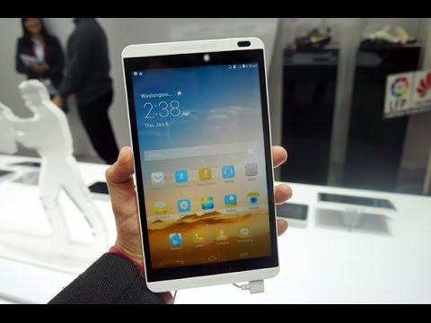 Huawei MediaPad M2 | Technical Specifications | Review