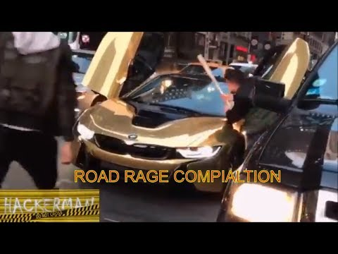 ROAD RAGE COMPILATION #3 (Car Smashing, Road Fights) 2018