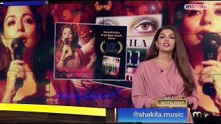اجرای زندهٔ شکیلا با گلناز حسینی در شبکهٔ منو تو,@SHAKILA  sings live on air with Golnaz on@manototv
