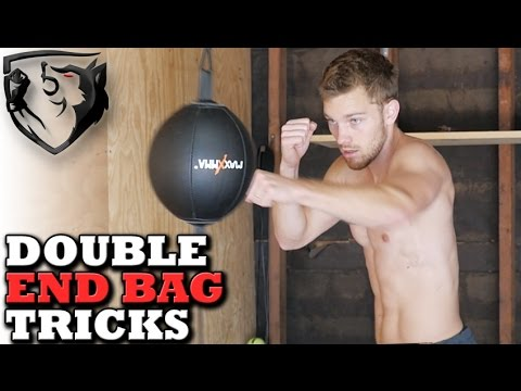 Double-End Bag Tutorial & Advanced Kickboxing Tricks