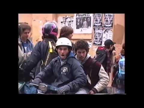 L'uscita del Mamiani - Primavera 1994