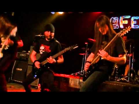 The Scourge - Crawling With Chameleons (Live @ BFE)