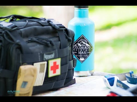 Whats in a Wilderness Medical Kit