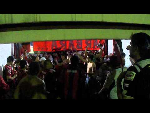 """La 12 - Previa en Honduras"" Barra: La 12 • Club: Alajuelense"