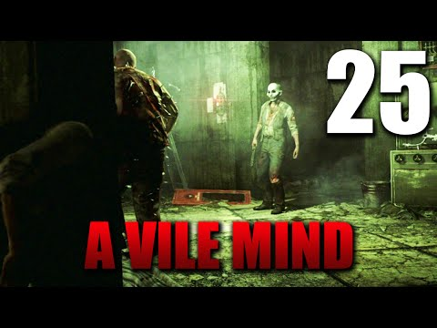 [25] A Vile Mind (Let's Play The Evil Within PC w/ GaLm)