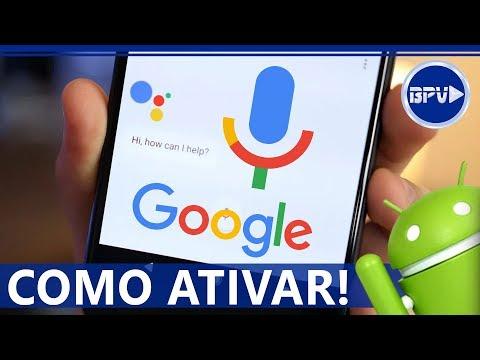 Ative o assistente eletrônico do Google em português!