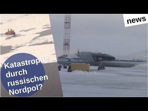 Katastrophen durch russischen Nordpol? [Video]