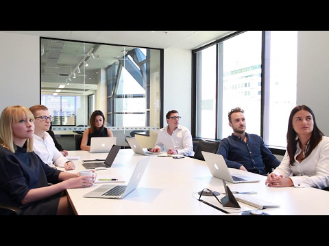Business Announcement video by 1 Minute Media
