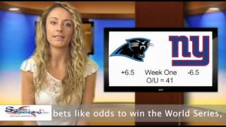 Free Sportsbook Betting Odds For Panthers Vs Giants