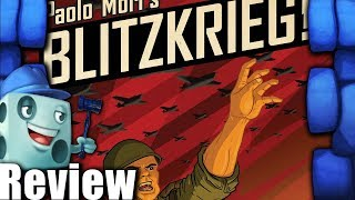 Blitzkrieg! Review - with Tom Vasel
