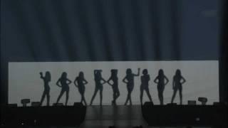 SNSD - Bad Girl [Live]