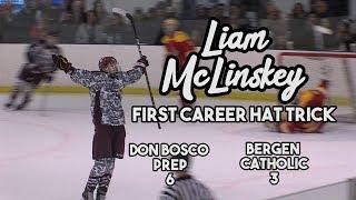 Don Bosco Prep 6 Bergen Catholic 3 | Liam McLinskey First Career Hat Trick