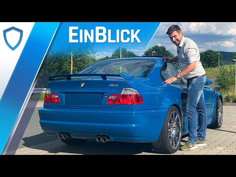 BMW M3 E46 (2003) - Der Spaßbringer mit Mut zur Farbe! Test & Review