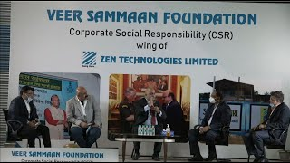 Zen Technologies donated Rs 24L to AP Police and Rs 24L to Chattisgarh Police