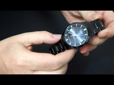 Casio Solar Funkuhr LCW-M170DB-1AER | Clock Watch