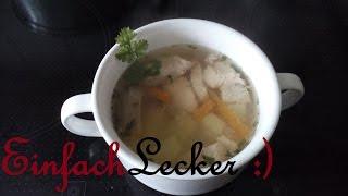 Super einfache und leckere russische Fischsuppe (Ucha, уха́) :) !
