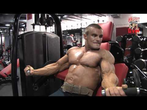 Jak budować mięśnie od ramienia do łokcia