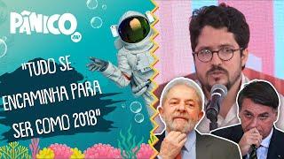 Direita corre perigo nas eleições de 2022 com alta de Lula? Josias Teófilo analisa