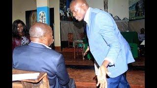 Central Kenya hard it by violent politics in Church