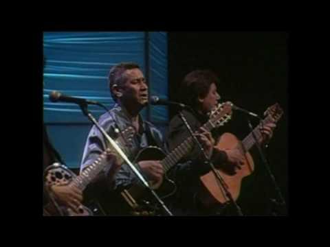 Los Carabajal video Presentan Espíritu - Buenos Aires 2000
