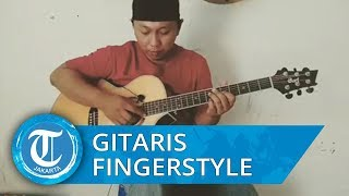 Sosok Gitaris Fingerstyle yang Viral, Berawal dari Unggahannya Main Gitar di Facebook