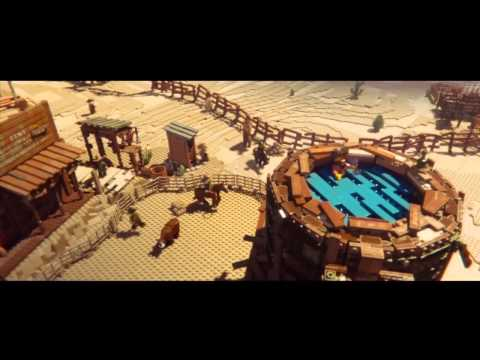 Vidéo LEGO Jeux vidéo XB360LGA : Lego La Grande Aventure Jeu XBOX 360