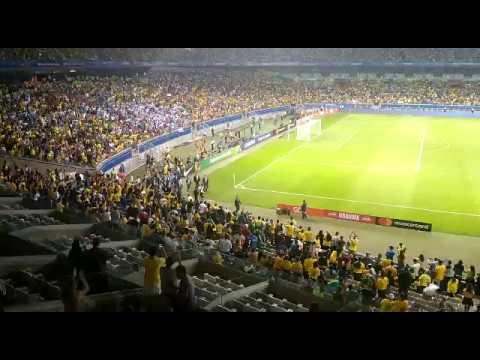 Presidente Jair Bolsonaro é vaiado no Mineirão