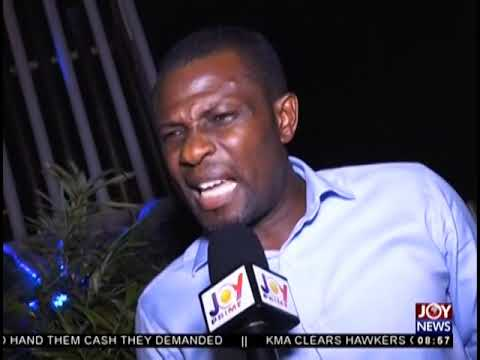 AM Showbiz on JoyNews (19-9-18)