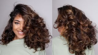 Big Bouncy HEATLESS Curls | Alexandra_nx
