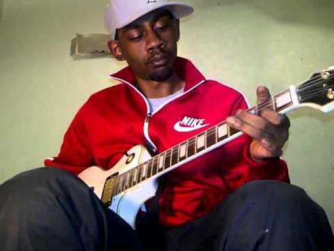 RnB Guitar chords/melody