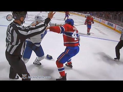 Paul Byron vs. Nikita Zaitsev