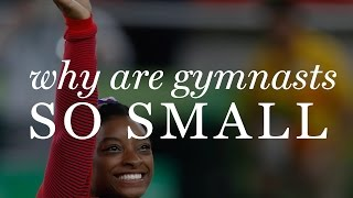 Why Are Gymnasts So Small?