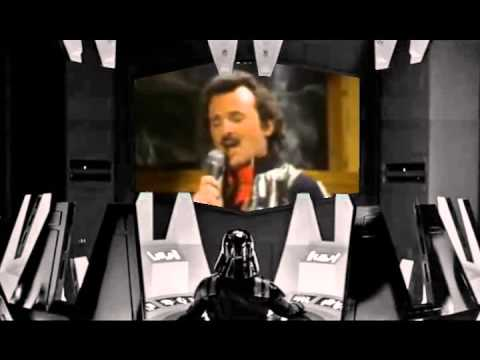 Bill Murray — Star Wars theme