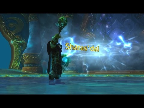 The Story of Sharas'Dal, Scepter of Tides