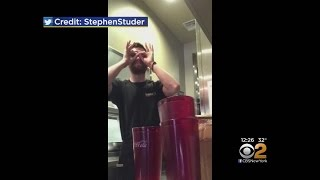 New Cup Challenge Goes Viral
