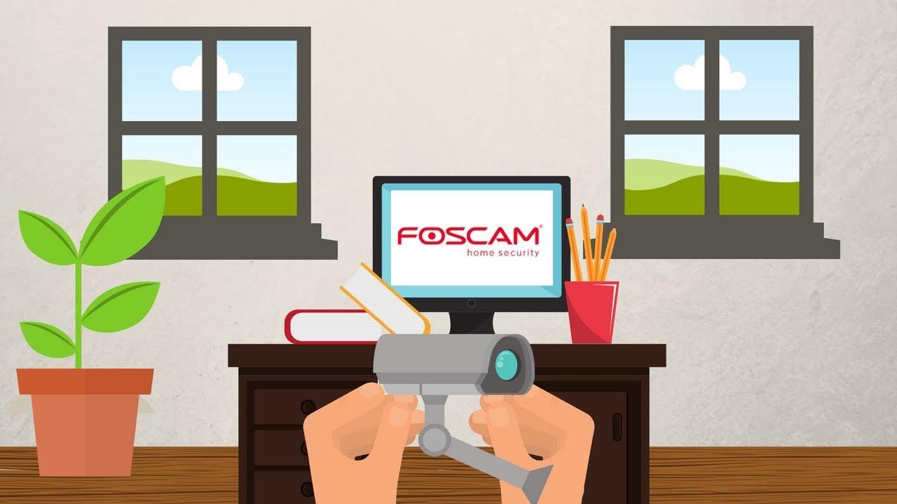 Setup Foscam Camera with Camcloud