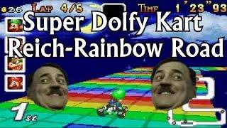 DPMV - Super Dolfy Kart - Reich-Rainbow Road