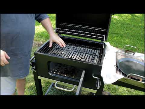 Expert Charcoal Grill Review!