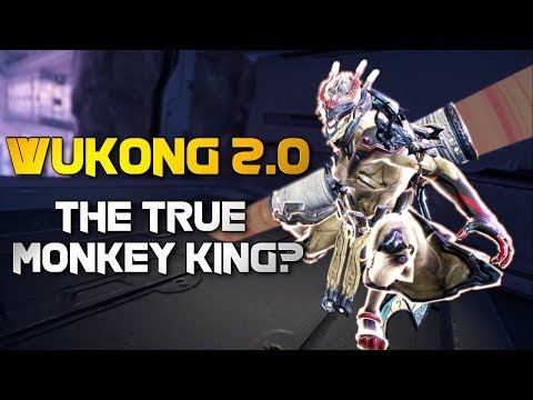 Warframe: THE ULTIMATE WUKONG REWORK | THE TRUE MONKEY KING