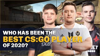 CS:GO Pro's Answer: Who has been the best Counter-Strike player of 2020?